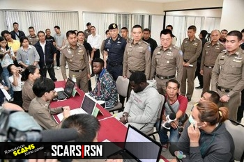 SCARS|RSN™ Scam & Scamming News: Thailand Crackdown Forces Romance Scam Syndicates To Malaysia [GALLERY] 17