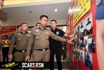 SCARS|RSN™ Scam & Scamming News: Thailand Crackdown Forces Romance Scam Syndicates To Malaysia [GALLERY] 24