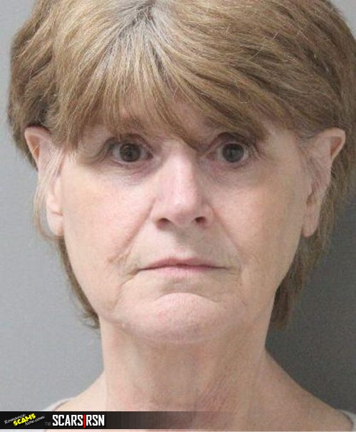 Mable Dulaney arrested for laundering money for a suspected Nigerian scammer