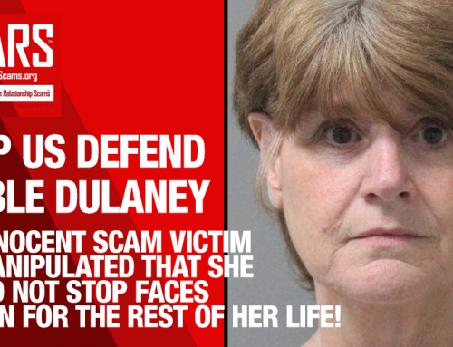 SCARS|RSN™ Scam & Scamming News: Louisiana Woman Was A Nigerian Scammer's Mule – Arrested For Money Laundering [UPDATED]