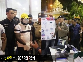 SCARS|RSN™ Scam & Scamming News: Thailand Crackdown Forces Romance Scam Syndicates To Malaysia [GALLERY] 10