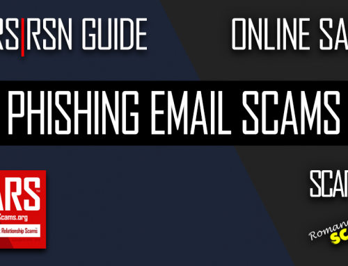 SCARS|RSN™ Guide: Phishing Email Scams