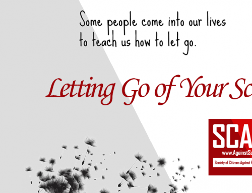 SCARS|RSN™ Psychology of Scams: Jay Shetty on Letting Go! [Video]