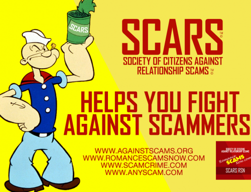 SCARS Helps You Fight Against Scams & Scammers – SCARS|RSN™ Anti-Scam Poster