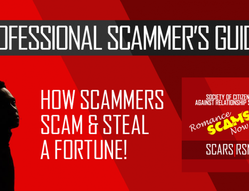 SCARS|RSN™ Special Report: Latest Yahoo Boy Scammer Techniques