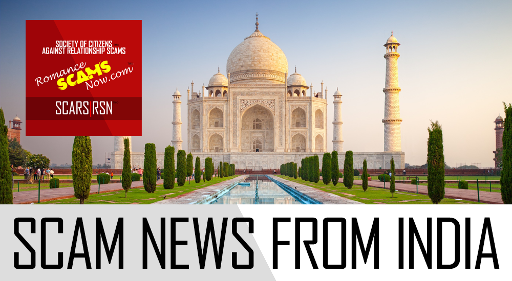 SCARS|RSN™ Scam & Scamming News: Nigerian Scammers Being Arrested In India 1