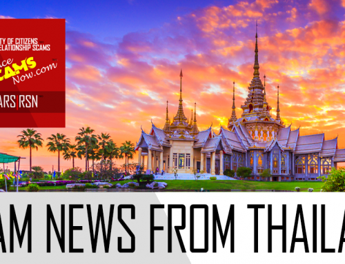 SCARS|RSN™ Scam & Scamming News: Thailand Crackdown Forces Romance Scam Syndicates To Malaysia [GALLERY]