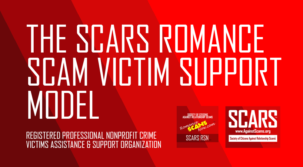 The SCARS Victims' Assistance & Support Model 1
