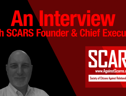 SCARS|RSN™ Insight: An Interview With The SCARS Founder & Chief Executive Dr. Tim McGuinness