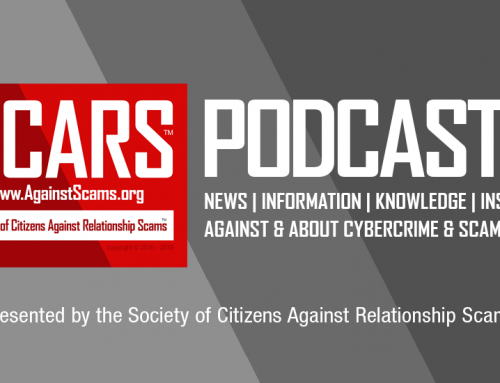 FBI Says Sextortion Activity on the Rise – SCARS|PODCAST™ [AUDIO] [TAMBIEN EN ESPAÑOL]
