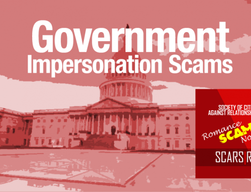 SCARS|RSN™ Special Report: Complaints about Government Imposter Scams Reach Record High, According to New FTC Data [Infographic]