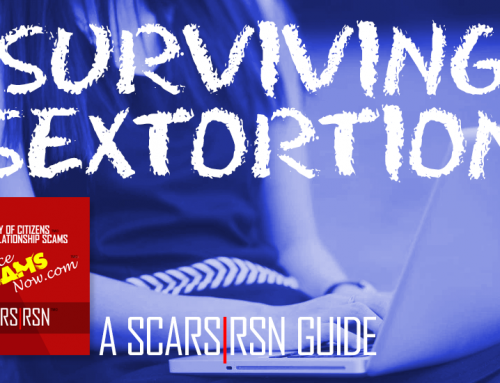SCARS|RSN™ Guide: Surviving Sextortion / Sexual Photo Blackmail