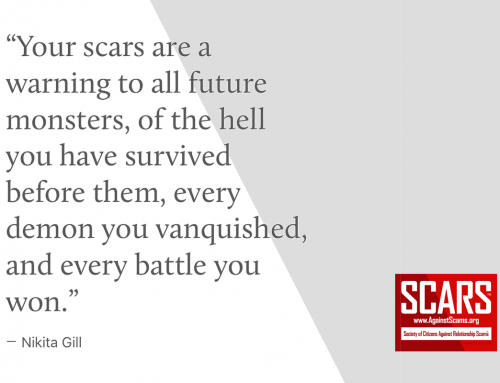 Scars – SCARS|RSN™ Anti-Scam Poster