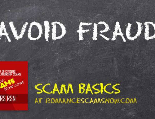 SCARS|RSN™ Scam Basics: 9 Steps To Avoiding Online Fraud