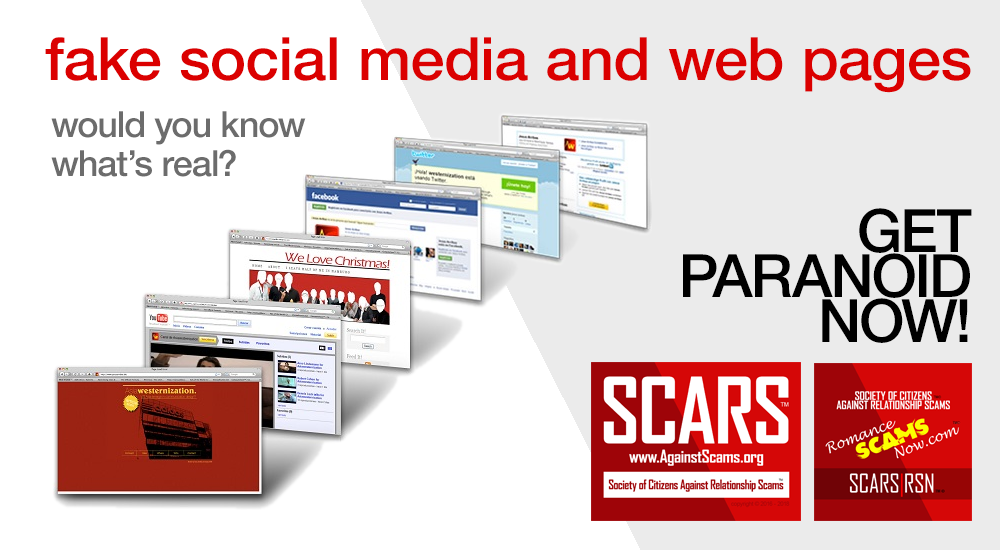 SCARS|RSN™ Special Report: Fake Pages - Trojan Pages 1
