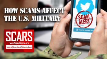 How Scams Affect The U.S. Military