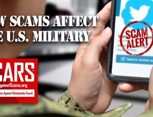 SCARS|RSN™ Special Report: How Social Media Scams Are Affecting The U.S. Military