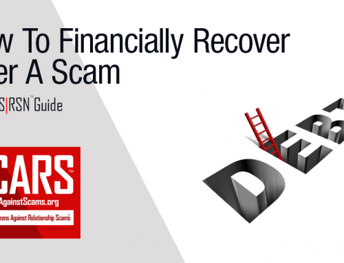 SCARS|EDUCATION™ Guide: Reclaiming Financial Control After A Scam
