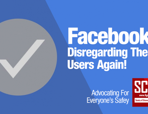 SCARS|EDUCATION™ Regulate Social Media: Facebook Being Stupid Again!