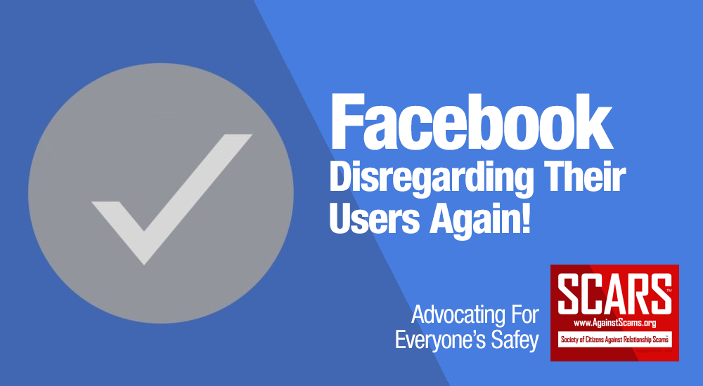 SCARS™ Regulate Social Media: Facebook Being Stupid Again! 2