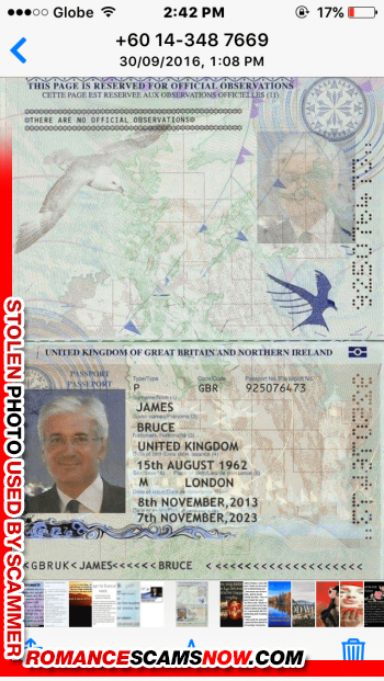 SCARS™ Scammer Gallery: Collection Of Latest Fake IDs & Fake Passports #66059 20