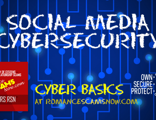 SCARS|RSN™ Cyber Basics: Social Media Cybersecurity