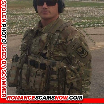 SCARS™ Scammer Gallery: Collection Of Latest 65 Stolen Photos Of Soldiers & Miltary #67629 26