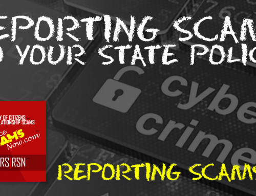 SCARS™ Guide: Reporting Scams To U.S. State Police Cybercrime Agencies