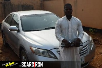 SCARS|RSN™ Scammer Gallery: Yahoo Boy's Cars Seized By The EFCC Nigeria 4