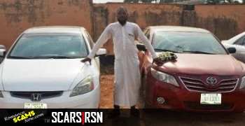 SCARS|RSN™ Scammer Gallery: Yahoo Boy's Cars Seized By The EFCC Nigeria 36
