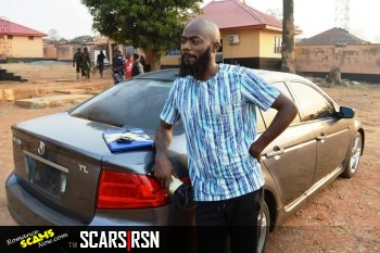 SCARS™ Scammer Gallery: Yahoo Boy's Cars Seized By The EFCC Nigeria 13