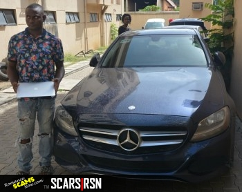 SCARS|RSN™ Scammer Gallery: Yahoo Boy's Cars Seized By The EFCC Nigeria 13