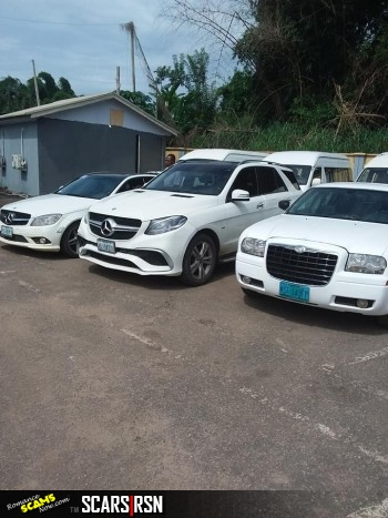 SCARS™ Scammer Gallery: Yahoo Boy's Cars Seized By The EFCC Nigeria 21