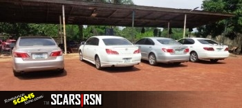 SCARS|RSN™ Scammer Gallery: Yahoo Boy's Cars Seized By The EFCC Nigeria 11