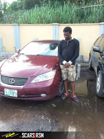 SCARS|RSN™ Scammer Gallery: Yahoo Boy's Cars Seized By The EFCC Nigeria 41
