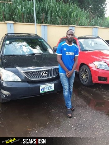 SCARS|RSN™ Scammer Gallery: Yahoo Boy's Cars Seized By The EFCC Nigeria 12