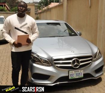 SCARS|RSN™ Scammer Gallery: Yahoo Boy's Cars Seized By The EFCC Nigeria 38