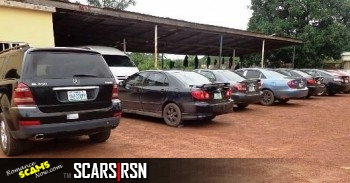 SCARS|RSN™ Scammer Gallery: Yahoo Boy's Cars Seized By The EFCC Nigeria 30