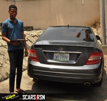 SCARS™ Scammer Gallery: Yahoo Boy's Cars Seized By The EFCC Nigeria 22