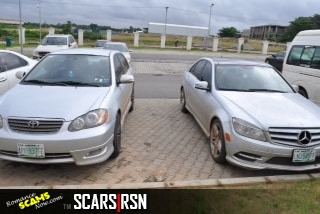 SCARS|RSN™ Scammer Gallery: Yahoo Boy's Cars Seized By The EFCC Nigeria 50
