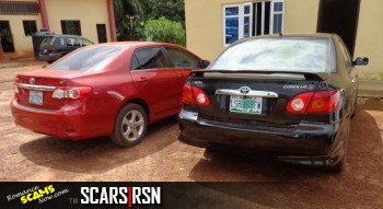 SCARS|RSN™ Scammer Gallery: Yahoo Boy's Cars Seized By The EFCC Nigeria 45