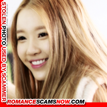 "K-Pop Band ""Crayon Pop's"" Ellin (real name Kim Min-Young): Have You Seen Her? Another Stolen Face / Stolen Identity 6"
