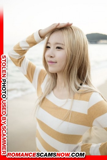 "K-Pop Band ""Crayon Pop's"" Ellin (real name Kim Min-Young): Have You Seen Her? Another Stolen Face / Stolen Identity 31"