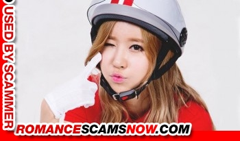 "K-Pop Band ""Crayon Pop's"" Ellin (real name Kim Min-Young): Have You Seen Her? Another Stolen Face / Stolen Identity 20"