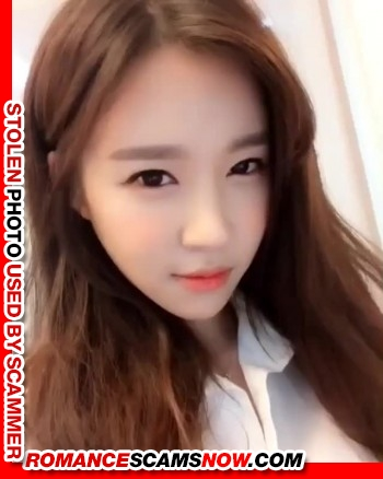"K-Pop Band ""Crayon Pop's"" Ellin (real name Kim Min-Young): Have You Seen Her? Another Stolen Face / Stolen Identity 18"