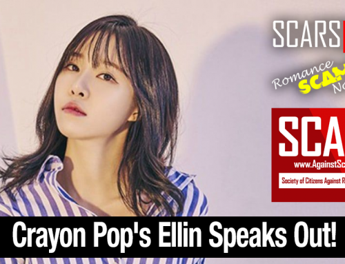 SCARS|EDUCATION™ Victim Speaks Out: Crayon Pop's Ellin (Kim Min-Young) Responds To Romance Scam Accusation [Video]