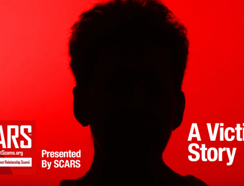 SCARS|EDUCATION™ A Victim's Story: The Story of a Romance Scam Victim [Video]