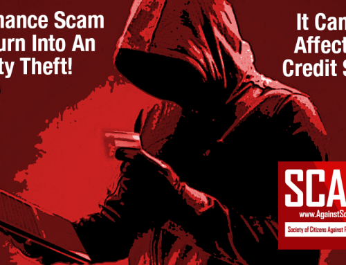 SCARS|EDUCATION™ Special Report: Does Being A Scam Victim Affect Your Credit Score?