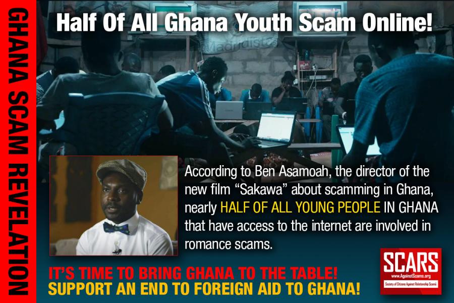 SCARS™ Special Report: Ghana Scam Revelation [Videos] 6