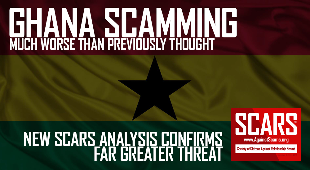 SCARS™ Special Report: Ghana Scam Revelation [Videos] 2